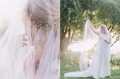 Неклассический образ невесты со своей