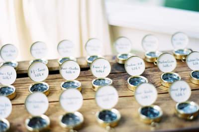 Découvrez 20 plans de table canons pour votre mariage en 2016