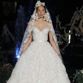Marchesa. Credits_ Barcelona Bridal Fashion Week