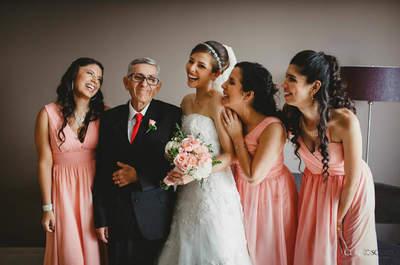Unos invitados muy especiales en tu matrimonio: ¡los abuelitos!