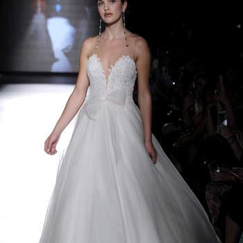 Rosa Clará 2019. Credits: Barcelona Bridal Fashion Week