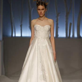 7effec361544 Abiti da sposa David Fielden 2016  originalità e modernità alla SI ...