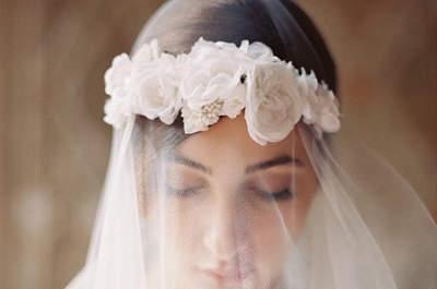 Свадебная фата 2016: классика или современность?
