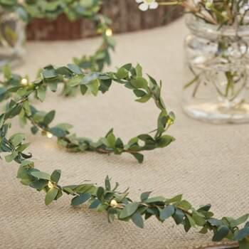 Feuillage lumineux - The Wedding Shop
