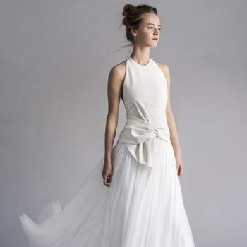 Créditos: Sophie et Voilà | Modelo do vestido: Clemence