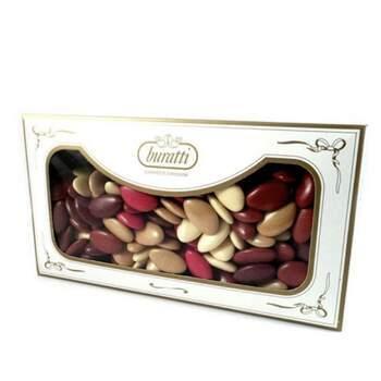 Dragées Buratti Au Chocolat Hiver - Achetez sur The Wedding Shop !