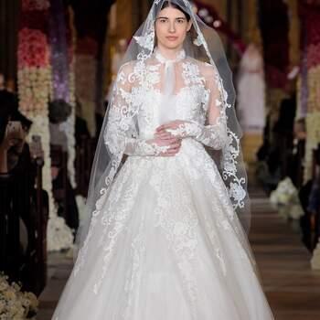 Reem Acra. Bridal Spring Collection