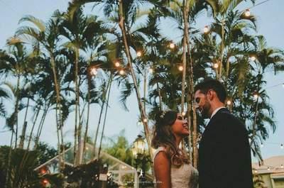 Casamento no Jardim: tudo que você precisa saber para que ele seja perfeito!