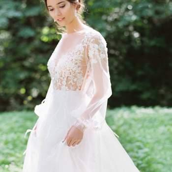 Свадебное платье: Анна Чудова