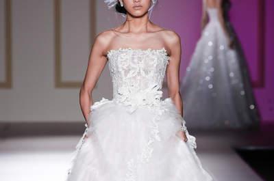 Vestido de noiva tomara que caia: selecionamos 50 modelos incríveis para todos os estilos!