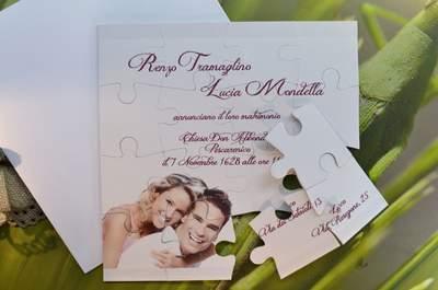 Vincitore ZIWA 2016 - Categoria: Inviti di nozze