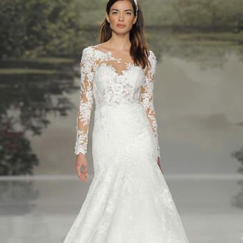 Свадебные платья с длинным рукавом. Влюбитесь с первого взгляда!