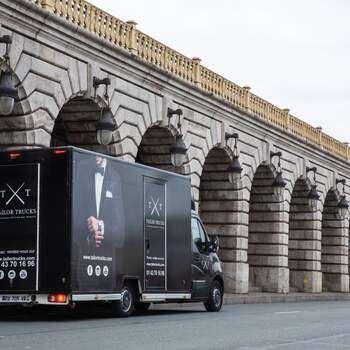 Photo : Tailor Trucks - boutiques mobiles