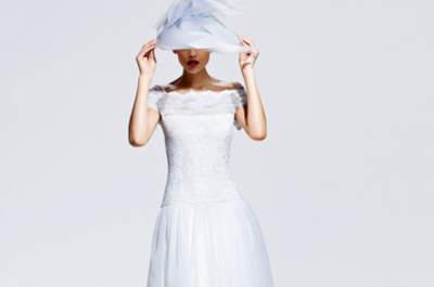 Una collezione sposa davvero adorabile: dall'Olanda Olvi's