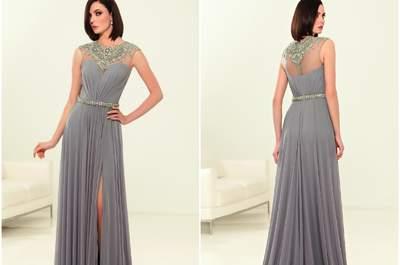 Robes de soirée Eleni Elias : pour une invitée glamour et raffinée