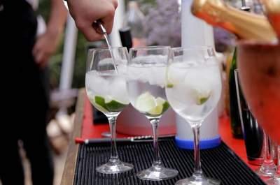 Casamento no verão: comidas e bebidas perfeitas para uma festa nos meses de calor!