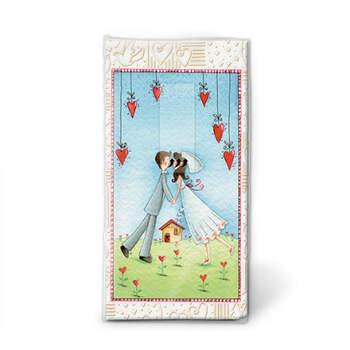 Pañuelos Novio Enamorados - Compra en The Wedding Shop