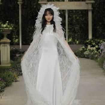 Die schönsten Hochzeits-Capes: Das Must-have für stylische Bräute!