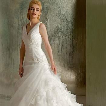 Robe de mariée Christine Couture 2013 - modèle Estelle