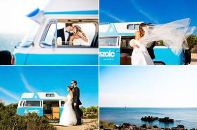 Casados de Fresco: Vamos decorar o carro dos noivos?
