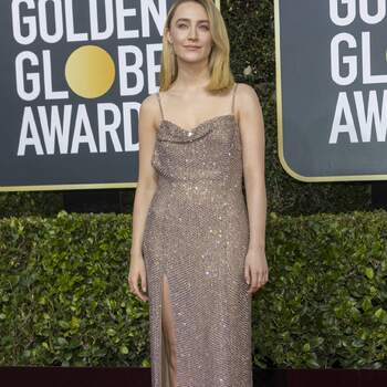 Saoirse Ronan. Credits Cordon Press
