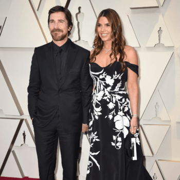 Christian Bale e sua mulher Sibi Blazic / Cordon Press
