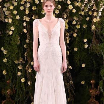 Jenny Packham. Credits: Barcelona Bridal Fashion Week