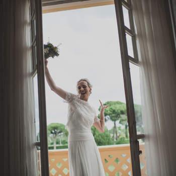 Preparativos de la novia. Foto: Carlos Aragón Fotografía