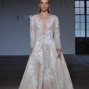 Adam Zohar. Credits_ New York Bridal Week