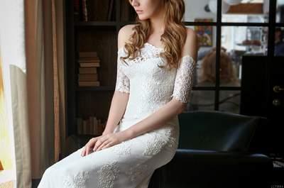 Des robes de mariées qui voyagent dans le temps pour faire de vous une mariée unique!