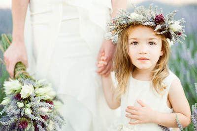 Kleine Hochzeitsgäste ganz groß: 5 Tipps, wie Sie Kinder perfekt für die Hochzeit stylen!