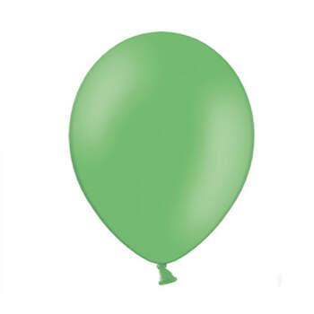 Globos verdes pastel 10 unidades- Compra en The Wedding Shop