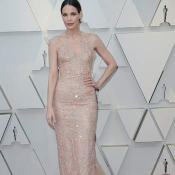 Leslie Bibb in Armani / Cordon Press