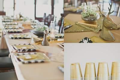 DIY: bellos adornos para la boda que puedes hacer tú misma