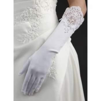 Gants de mariée Chicago. Crédit photo : Mariage-pronoce