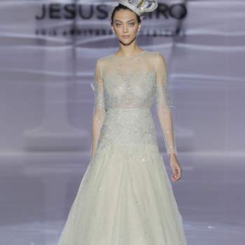 Jesús Peiró. Credits_: Barcelona Bridal Fashion Week