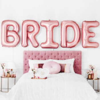 Ballon Bride - The Wedding Shop !