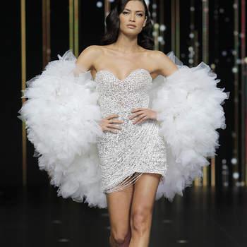 Pronovias. Credits_ Barcelona Bridal Fashion Week(1)