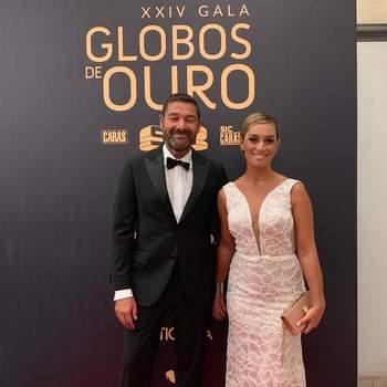 Marcantónio Del Carlo e Iolanda Laranjeiro | Foto IG @marcantoniodelcarlo
