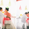 Los detalles más sutiles pueden convertirse en tus aliados para dar una nota de color a tu boda. Foto: Cathrin D'Entremont