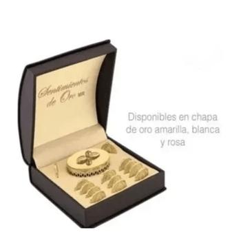 Linio Arras Espiritu Santo Oro Laminado $1,600