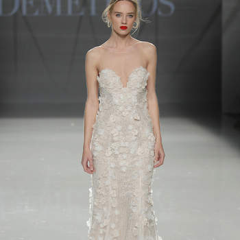 Demetrios. Credits: Barcelona Bridal Fashion Week