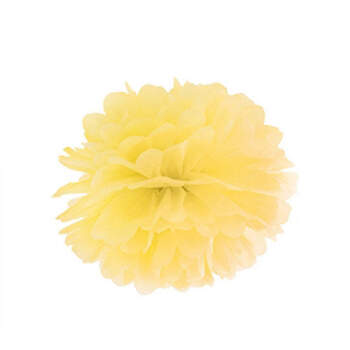 Pompones Amarillo- Compra en The Wedding Shop