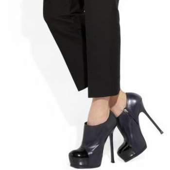 Schuhe von Ives Saint Laurent, Foto: Net a porter