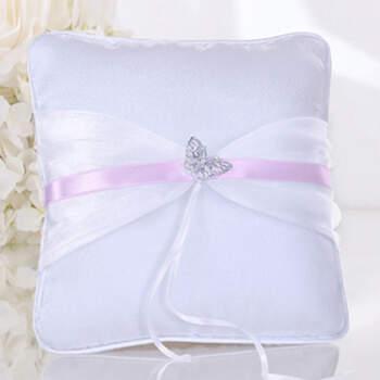 Porta anillos cinta rosa- Compra en The Wedding Shop