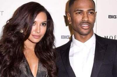 Naya Rivera de Glee se compromete con el rapero Big Sean