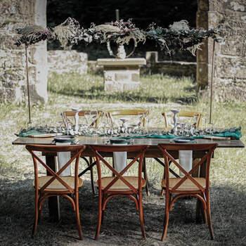 Photo : Clauday Événements Table Rémy