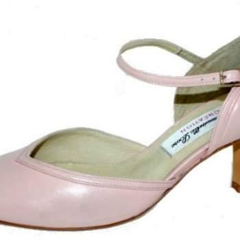 Chaussures Mademoiselle Rose - modèle Medicis