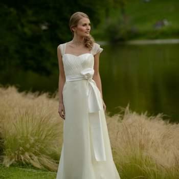 Robe de mariée Catherine Varnier - Modèle Ninon