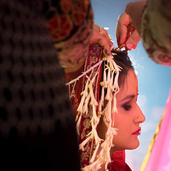 Credit: Tarun Jha Photography.